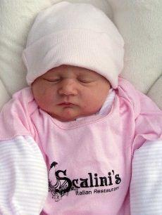 scalini eggplant baby
