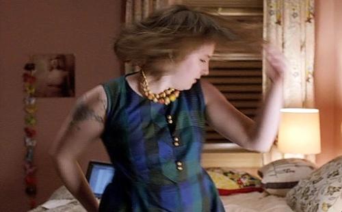 GIRLS (2012) Screen Grab Lena Dunham Season 1 episode 3